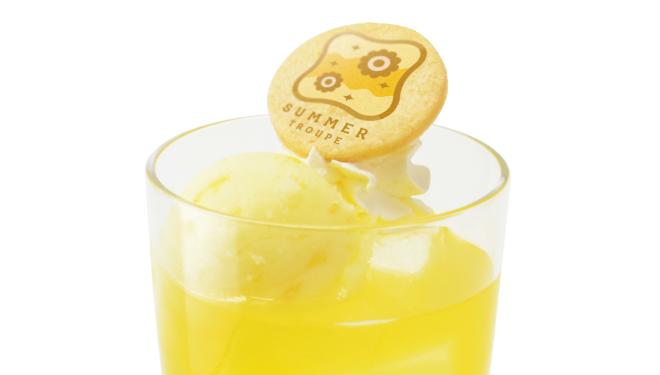 『Water me! ~我らが水を求めて~』 夏組 サマーオレンジソーダ