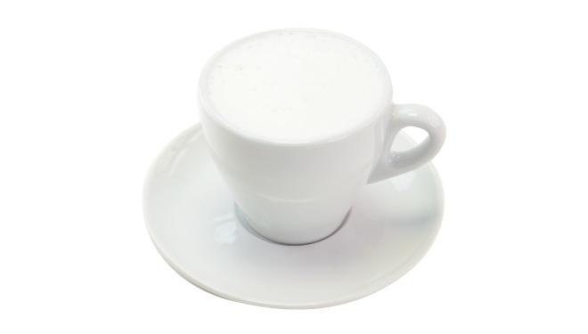 【ただ飲ます】丑の飲料 失井のホットミルク