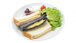 髭切のサンドイッチ