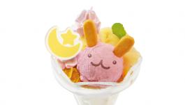 キラッキラのモッグモグでルンルンル~ン☆パフェ