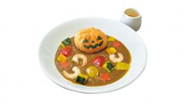 Yo pumpkin head curry