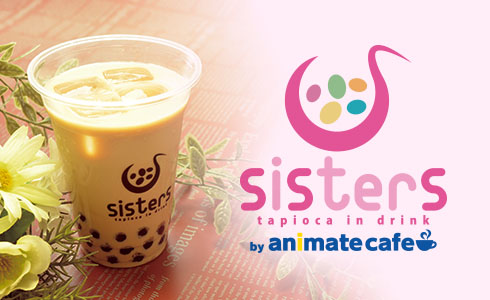 sisters by animate cafe