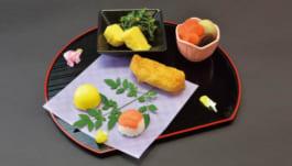 花手毬寿司御膳