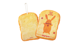 食パン型ポーチ