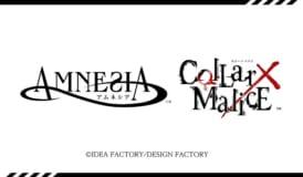 AMNESIA・Collar×Malice
